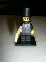 Lego MOVIE Minifig Abraham Lincoln in Chicago, Illinois