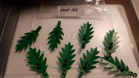 8 Lego Palm Leaves Large Group 106 in Chicago, Illinois