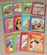 Vintage 1998 Disney Storytime Treasures Library Lot Of 12 Hardcover Childrens Books in Yorkville, Illinois