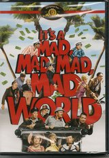 NEW It's a Mad Mad Mad Mad World DVD in Chicago, Illinois