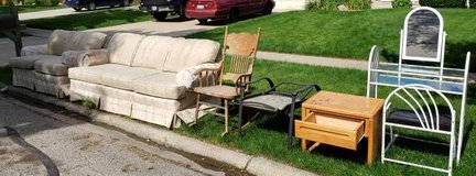 Free Curb Side Pick Up - No Holds in Naperville, Illinois