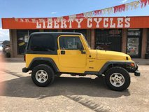 4X4! 2002 JEEP WRANGLER AUTOMATIC in Alamogordo, New Mexico