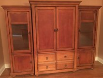 Walter E Smithe Three Piece Entertainment System   Sale !!! in Plainfield, Illinois