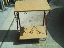 UTILITY TABLE NEW in Orland Park, Illinois