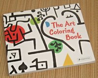 NEW Prestel The Art Coloring Book Annette Roeder Age 6 + in Chicago, Illinois