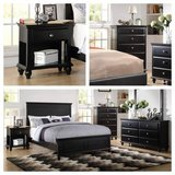 New! Black Chest $220 or Nightstand $89 FREE DELIVERY starting in Camp Pendleton, California