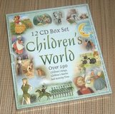 NEW Childrens World 12 CD Box Set Over 290 Songs Stories Activities in Plainfield, Illinois