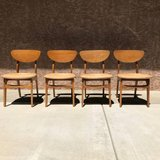 MidCentury Modern Chairs, Set of 4 in Fairfield, California