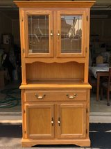 China Cabinet great condition in Bolingbrook, Illinois