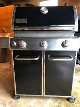 Weber Genesis Grill. Special edition. Includes Cover. in St. Charles, Illinois