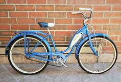 "1960 Schwinn Deluxe Tornado 24"" Bike in Aurora, Illinois"