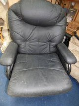 Swivel Chair with ottomen in Naperville, Illinois