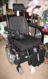 Invacare TDX SP Power Wheelchair - Multiple Power Seating in Yorkville, Illinois
