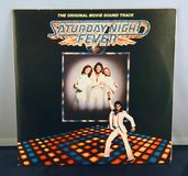 Saturday Night Fever (The Original Movie Sound Track) double album in Bolingbrook, Illinois