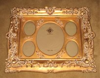 Collage Photo Frame - Gold - Intricate in St. Charles, Illinois