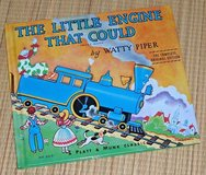 Vintage 1976 The Little Engine That Could Complete Original Edition Hard Cover Book in Chicago, Illinois