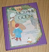 Vintage 1992 The Original Mother Goose Cloth Bind Over Sized Hard Cover Book 300+ Rhymes in Chicago, Illinois