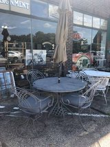 Gray 6 Piece Patio Dining Set in Bartlett, Illinois