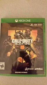 Black Ops 4 Xbox One 1 in Aurora, Illinois