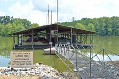 Hook Line and Sinker Marina in Fort Campbell, Kentucky