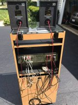 STEREO RACK WITH MCS MODEL 2277 in Bartlett, Illinois