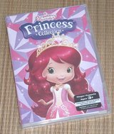 NEW Strawberry Shortcake Princess Collection 2 Disc DVD w Bonus Finger Puppets in Chicago, Illinois