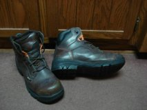 3 PAIRS ASSORTED Men's Work Boots & Western Boots in Joliet, Illinois