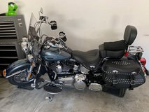 "2015   HARLEY  HERITAGE  SOFT  TAIL   "" LIKE NEW ""   4,243 MILES 42 in Bartlett, Illinois"