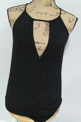 Melrose and Market Black Sexy Bodysuit, Small in Westmont, Illinois