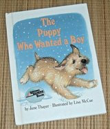 Vintage 1985 The Puppy Who Wanted A Boy Hard Cover Weekly Reader Childrens Book in Joliet, Illinois