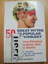 50 great myths of popular psychology: shattering widespread misconc..., 2010 in Kingwood, Texas