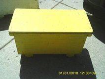 REDUCED.....2   TOY BOXES OR TOOL BOXES ALL WOOD PRICED TO SELL HAS SAFETY LID ON BOTH in Westmont, Illinois