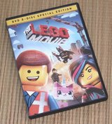 The Lego Movie Special Edition 2 Disc DVD in Joliet, Illinois