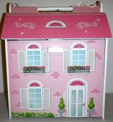 """New w/defect! Teamson Kids Doll House for Mini ~3.5"""" Dolls in Bolingbrook, Illinois"""