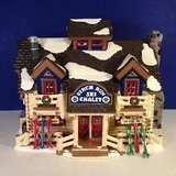 Dept. 56 Gift Shop Owner Basement Clearance Sale 60% off in Aurora, Illinois