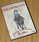 NEW Vintage 2003 Seabiscuit Americas Legendary Racehorse DVD in Chicago, Illinois