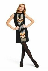 Missoni for Target 20th Anniversary Collection - Zig Zag Stripes Patchwork Dress, X-Large in Westmont, Illinois