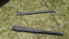 Classic VW Running Boards - $50 for pair in Travis AFB, California