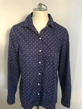 Women's button down shirt Old Navy size M in Chicago, Illinois