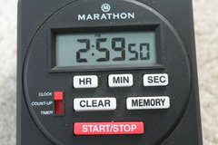 Marathon Table Top Large Digital Timer, 24 Hour Count Up, Countdown & Clock in Westmont, Illinois