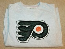 Philadelphia Flyers Old Time Hockey Loge Collection Sweatshirt, Large in Westmont, Illinois