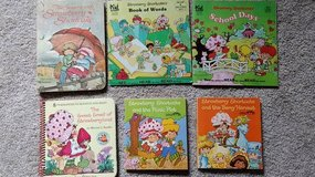 Strawberry Shortcake books - 1980s in Orland Park, Illinois