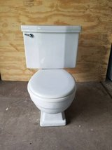 American Standard Toilet 2 Piece White VINTAGE in Bolingbrook, Illinois