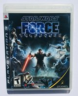 PS3 Star Wars The Force Unleashed Video Game Sony PlayStation 3 in Morris, Illinois
