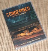 NEW Condemned DVD Death Is The Only Escape Goretastic Horror in Chicago, Illinois