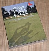NEW 1994 Murder Of Course BePuzzled Mystery 1000 Piece Jigsaw Puzzle Golf RARE in Joliet, Illinois