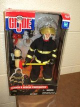 GI Joe Search and Rescue Firefighter (T=17) in Fort Campbell, Kentucky