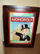 Parker Brothers Monopoly Vintage Game Collection (T=7) in Fort Campbell, Kentucky