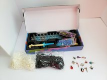 ORIGINAL AUTHENTIC RAINBOW LOOM KIT + BOX + CHARMS + LOTS OF EXTRA BANDS in Naperville, Illinois