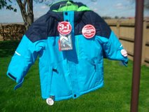 BOYS SIZE 4 XEROSPUR 3 IN 1 WINTER JACKET NEW WITH TAGS in Naperville, Illinois